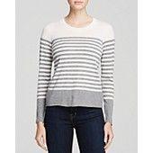 Joie Sweater - Herminia Color Block Stripe