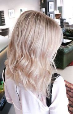Hair color blonde sand 21 Trendy ideas - New Site Hair Color Balayage, Blonde Color, Blonde Balayage, Brown Balayage, Blonde Ombre, Ash Blonde, Hair Colour, Honey Blonde Hair, Blonde Hair Looks