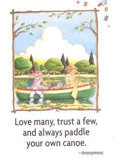 Love many... | Mary Engelbreit