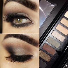 Tutorial – maquiagem neutra com paleta da Contém 1g - Pausa para Feminices » Tutorial de Make