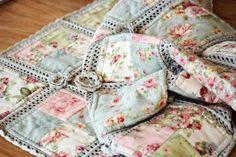 Kırkyama Battaniye Yapımı 3