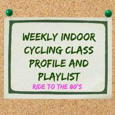cycling class profile
