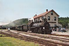 East Broad Top Railroad, Orbisonia, PA
