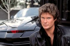 Michael Knight giving us provocative stare as he reflects on his past life as Michael Long, a Green Beret and Intelligence Officer, and his rebirth as Michael Knight, an atypical hero and Field Agent for FLAG.