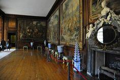Hampton Court Palace_London_040111_BZ 130 by Barry Zee, via Flickr Kingston Upon Thames, Palace London, The Royal Collection, Fantasy Castle, Hampton Court, Beautiful Castles, British Monarchy, Tudor, Castle Interiors