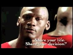 Through the Gift of Hope Organ & Tissue Donor Network, Michael Jordan shows his support of organ, tissue and eye donation. #donatelife