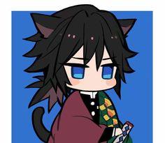 kimetsu no yaiba indo Anime Chibi, Kawaii Anime, Kawaii Chibi, Cute Chibi, Manga Anime, Demon Slayer, Slayer Anime, Cool Anime Girl, Anime Guys