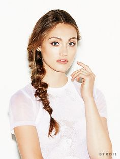 Uneven side braid