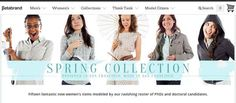 Clothing Company Uses Female Ph.D.s Instead Of Regular Models...AWESOME#