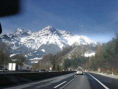 Austria - enroute to Italy