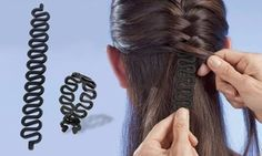 Groupon - Up to Six French Braiding Tools. Groupon deal price: £1.98