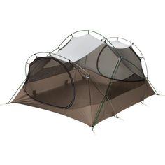 MSR - Mutha Hubba Tent: 3-Person 3-Season