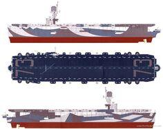 Us Navy Aircraft, Navy Aircraft Carrier, American Aircraft Carriers, Model Warships, Us Battleships, Capital Ship, Us Navy Ships, Naval History, Armada