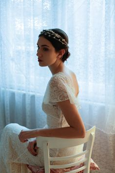 REDUCED PRICE Gorgeous lace by HeavenlyVintageBride on Etsy