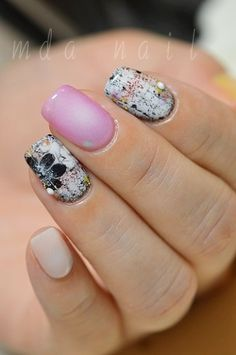 M.D.A Nails / Japanese Nail Salon with beautiful nail designs I've never seen before #mdanails #japanesenails #manicure #nailart
