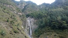 Hadsar waterfall, Bharmour