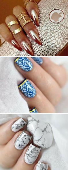 30 ongles qui donnent envie de se mettre au nail art