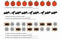 Our Top Halloween Math Printables for Fifth Grade
