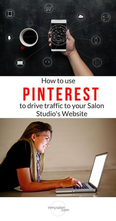 Driving traffic to your Salon's website can feel overwhelming but I can show you how you can drive traffic to your salon's website! Keep reading because this is happening TODAY! Ombre Hair Color, Hair Color Balayage, Help Hair Grow, Healthy Hair Tips, Salon Business, How To Curl Your Hair, Hair Remedies, Salon Design, Hair Trends