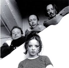 Garbage - Steve, Duke, Butch and Shirley Music Love, Music Is Life, Rock Music, Fun Music, Music Stuff, Shirley Manson, Band Photography, Band Pictures, Music Heals