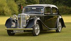 1938 Jaguar Saloon