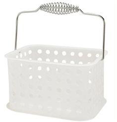 basket shower caddy