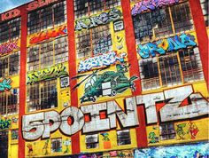 5pointz : New Yorkers mourn the whitewashing of the iconic street art mecca 5Pointz, slated to be torn down.