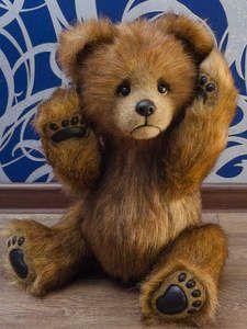 Tatyana Kolesnichenko - Artist Bears and Handmade Bears