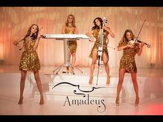 Amadeus Electric Quartet - Carmen  (Habanera) - YouTube
