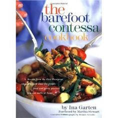 This is another fantastic Ina Garten book! So many fresh ingredients and definite crowd-pleasers.