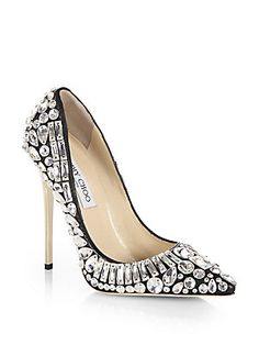 Proving the Point | Jimmy Choo indulges our current obsession with all things Art Deco | FW2013