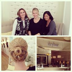 Drybar is the new Happy Hour. Have you been? #Hair #Blowout #Updo