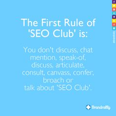 SEO Club Meme, Meme, SEO, Search Engine Joke, Search Meme, Funny SEO, SEO Club, Club of SEO, geeky, geek meme, funny meme, nerd, nerdy joke, internet marketing, net fun, techie, web,