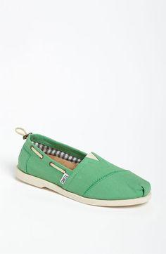 TOMS 'Bimini - Nautical' Boat Shoe (Women) available at Nordstrom
