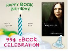 $0.99 ebook Celebration for Augustina, by Rebecca Belliston. Available for Nook and Kindle. Cant Let Go, Sadie, Nook, Letting Go, Kindle, Celebration, Birthday, Happy, Life