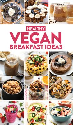 Looking for dairy-free, vegetarian breakfast ideas? We've partnered with Silk to bring you a delicious round-up of vegan breakfast ideas ranging from sweet to savory. All of these recipes contain no dairy and are healthy and satisfying.