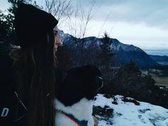 """Gefällt 64 Mal, 13 Kommentare - Lausbuampfoten (@caesarthebordercollie) auf Instagram: """"Guten Morgen meine Freunde. Wir waren gestern nach der Arbeit noch wandern. Ganz schön Irre wie…"""" Mountains, Nature, Travel, Instagram, Good Morning, Hiking, Friends, Nice Asses, Naturaleza"""
