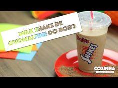 Descobrimos a receita: Milk Shake de Ovomaltine do Bob's