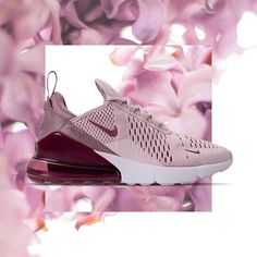 Nike Sneakers For Women : Nike Air Max 270 – Barely Rose Nike Air Max, Looks Academia, Sneakers Fashion, Sneakers Nike, Nike Models, New Nike Shoes, Air Max 270, Adidas, Nike Cortez