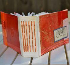 Mary Ann Moss' Norway travel journal...love her online bookbinding class