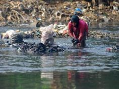 30 Of The World's Worst Effected and Polluted Rivers [Pictures]
