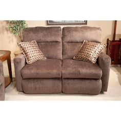 Benjamin sage recliner collection loveseat sofa for Catnapper jackpot reclining chaise 3989