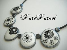 Necklace B detail by Purepurnot, via Flickr