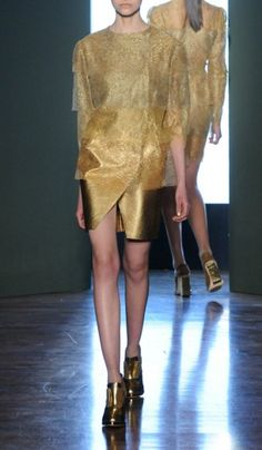 Alexandre Herchcovitch Fall 2012 Collection