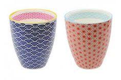 A la recherche d'un cadeau de fin d'année pour l'instit de votre enfant? Craquez pour ces jolis mugs en porcelaine japonaise.