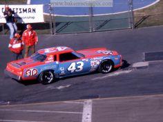 Richard Petty Ontario Speedway 1980. #OLDSCHOOLNASCAR