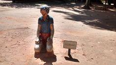 https://flic.kr/p/GqA9t3 | 21.4.16 Taubaté Sitio do Picapau Amarelo Casa Monteiro Lobato (4)
