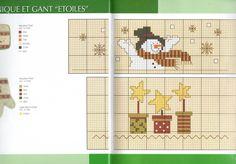 Christmas cross stitch decor book  Gallery.ru / Фото #37 - 818 - Yra3raza