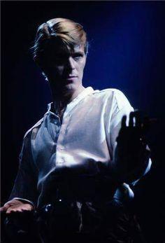 1978 - David Bowie 70s (photo by Lynn Goldsmith).
