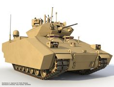 BAE Systems develops world's first hybrid combat tank for U.S. military